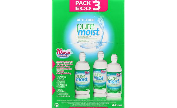 Opti-Free Puremoist 3x300ml
