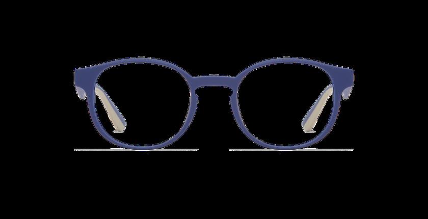 Lunettes de vue SPRINT bleu/autre - Vue de face