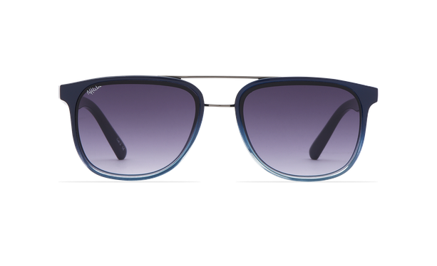 Lunettes de soleil homme QUITO bleu - danio.store.product.image_view_face