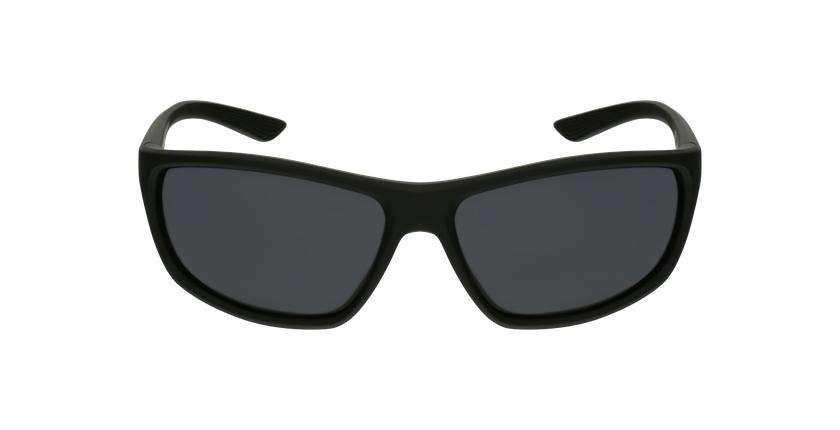 Lunettes de soleil homme RABID EV1109 noir/gris - Vue de face