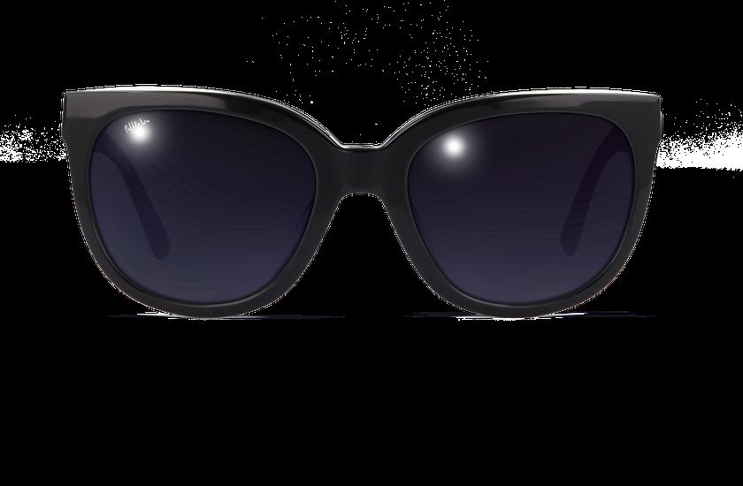 Lunettes de soleil femme MYLENE noir - danio.store.product.image_view_face