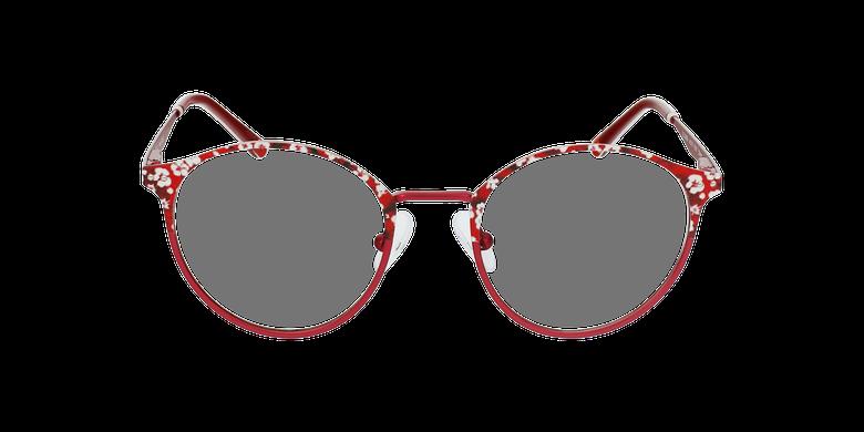 Lunettes de vue enfant BLISS rouge