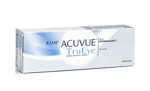 Lentilles de contact 1 Day Acuvue® TruEye 30L - danio.store.product.image_view_face