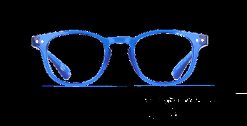 Lunettes de vue enfant BLUE BLOCK ENFANT bleu - Vue de face