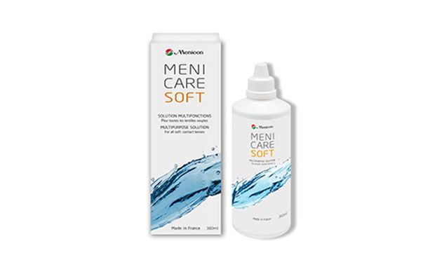 Menicare Soft 360 ml