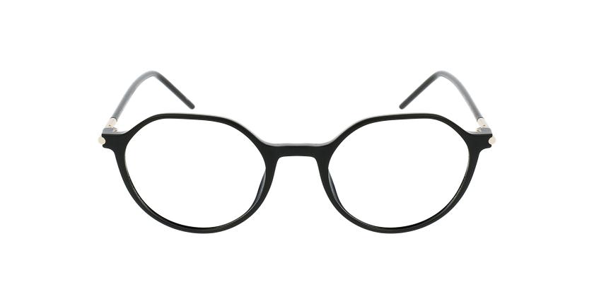 Lunettes de vue femme MAGIC 90 noir - Vue de face