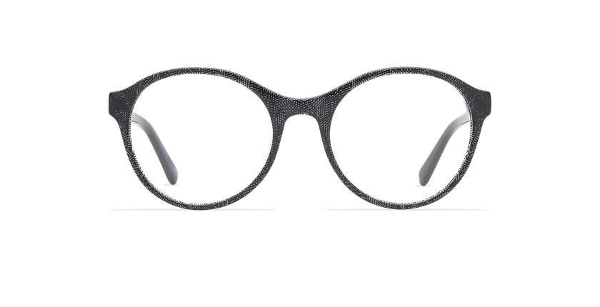 Lunettes de vue femme EMY noir - Vue de face