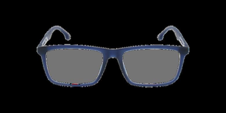 Lunettes de vue homme 8839 bleu