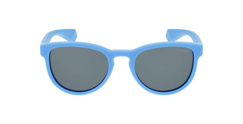 Lunettes de soleil enfant PLD 8030/S bleu - Vue de face