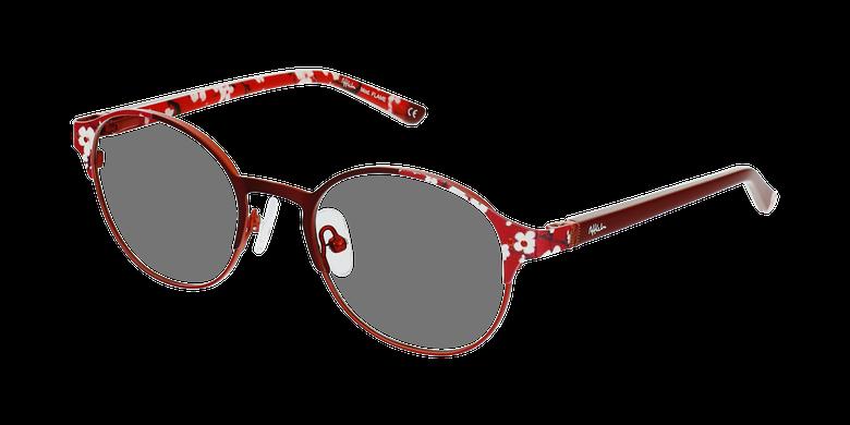 Lunettes de vue enfant FLAME rouge
