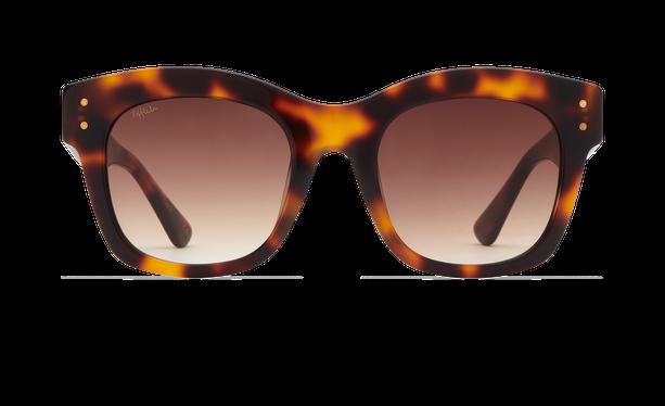 Lunettes de soleil femme ORNELLA écaille - danio.store.product.image_view_face