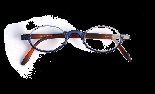 Lunettes de vue FO1 bleu - danio.store.product.image_view_face