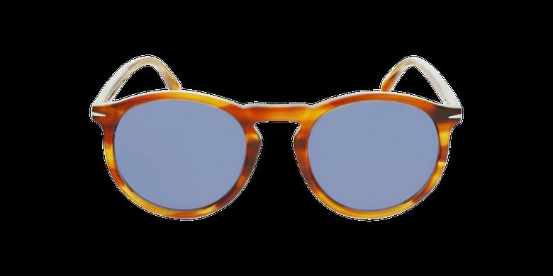 Lunettes de soleil homme DB 1009/S marronVue de face