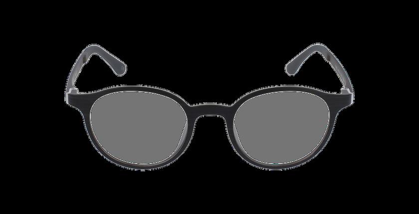 Lunettes de vue femme MAGIC 22 gris - Vue de face