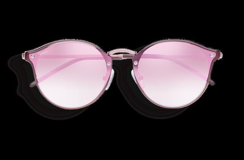 Lunettes de soleil femme FRESH1 rose - danio.store.product.image_view_face
