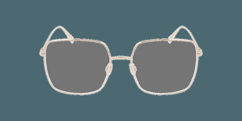 Lunettes de vue femme STELLAIREO1 doréVue de face