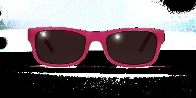Lunettes de soleil enfant SAE5940 rose/violetVue de face