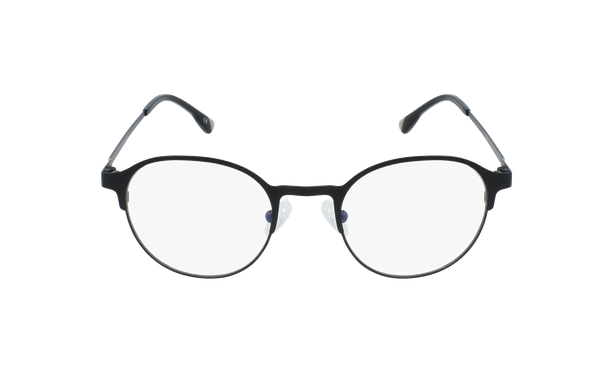 Lunettes de vue homme MAGIC 53 noir - Vue de face