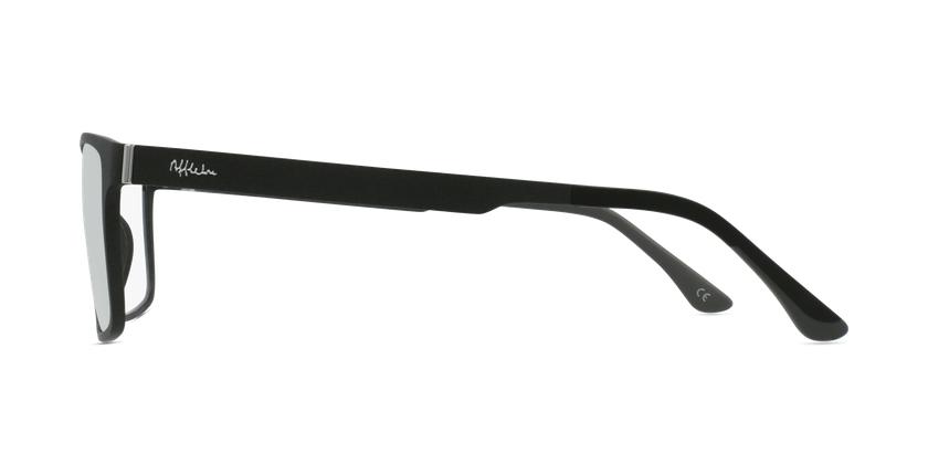 Lunettes de vue homme MAGIC 59 BLUEBLOCK noir - Vue de côté