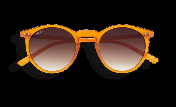 Lunettes de soleil ALTEA orange - danio.store.product.image_view_face