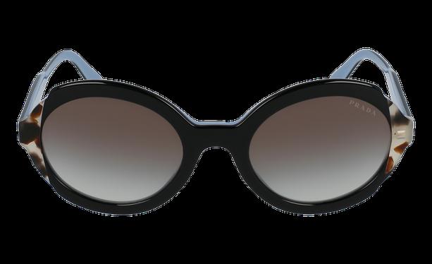Lunettes de soleil femme HERITAGE noir/écaille - danio.store.product.image_view_face