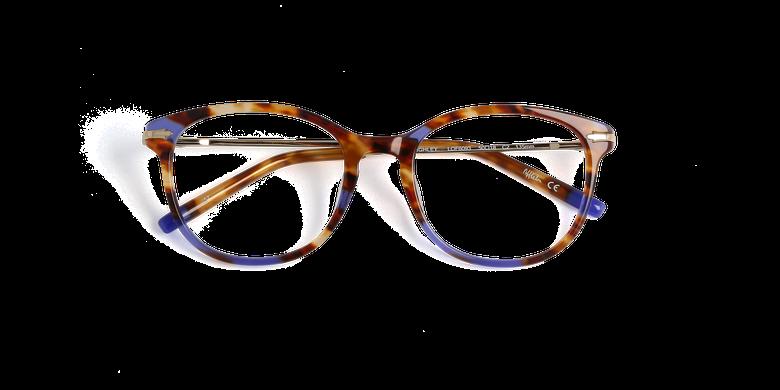 Lunettes de vue femme KEIGHLEY écaille/violet