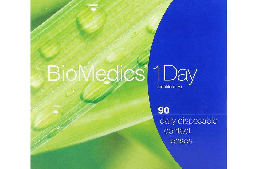 Lentilles de contact Biomedics® 1day 90L - danio.store.product.image_view_face