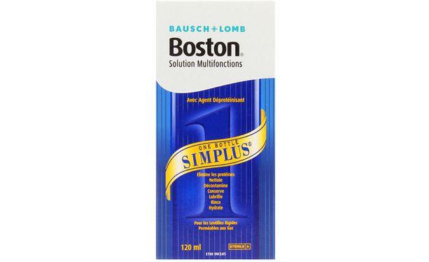 Boston Simplus 120ml
