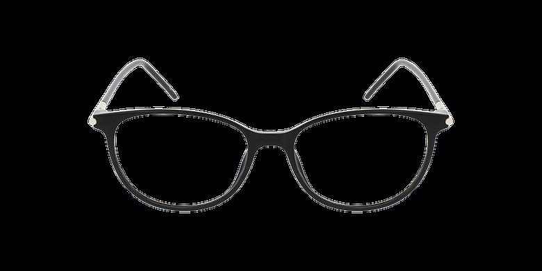 Lunettes de vue femme MAGIC 87 noirVue de face
