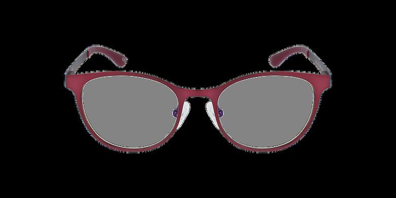 Lunettes de vue femme MAGIC 45 rouge/roseVue de face