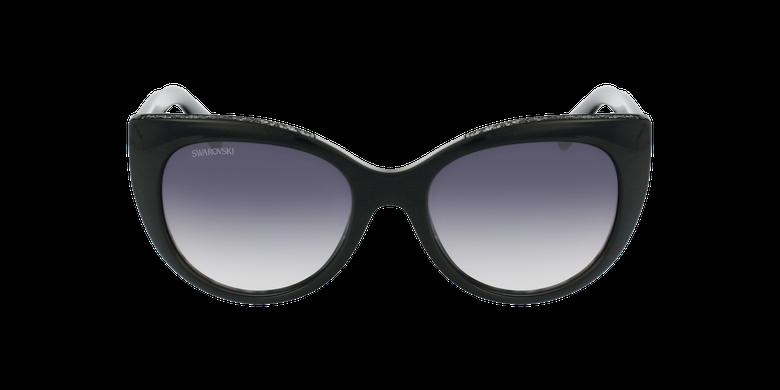 Lunettes de soleil femme SK0202 noirVue de face