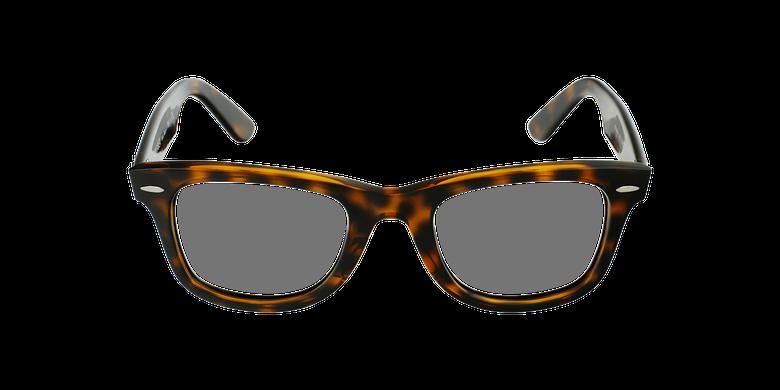 Lunettes de vue 0RX4340V écailleVue de face