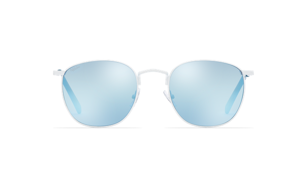 Lunettes de soleil femme BLANES blanc - danio.store.product.image_view_face