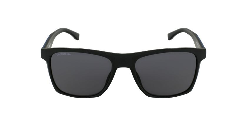 Lunettes de soleil homme L900S noir - Vue de face