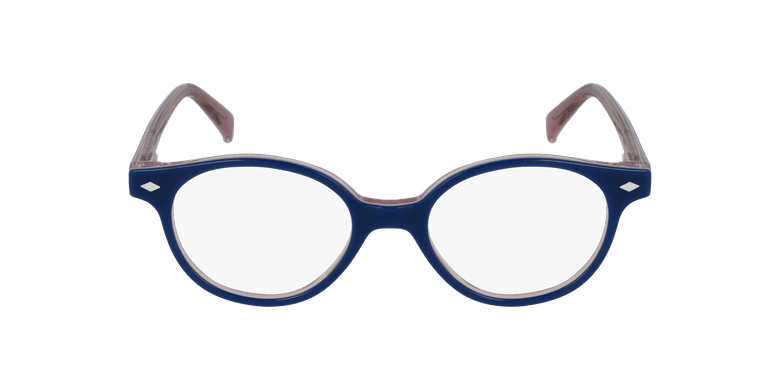 Lunettes de vue enfant ILONA bleu/rose