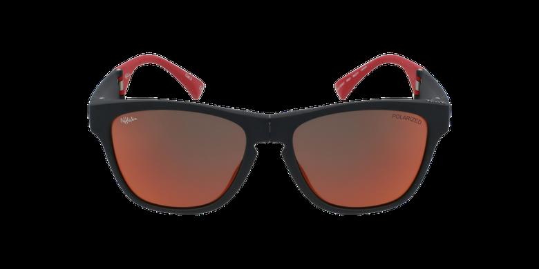 Lunettes de soleil homme GEANT noir/rouge