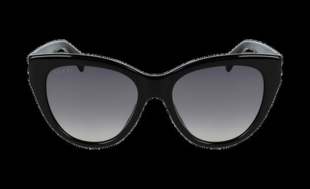 Lunettes de soleil femme GG0460S noir - danio.store.product.image_view_face