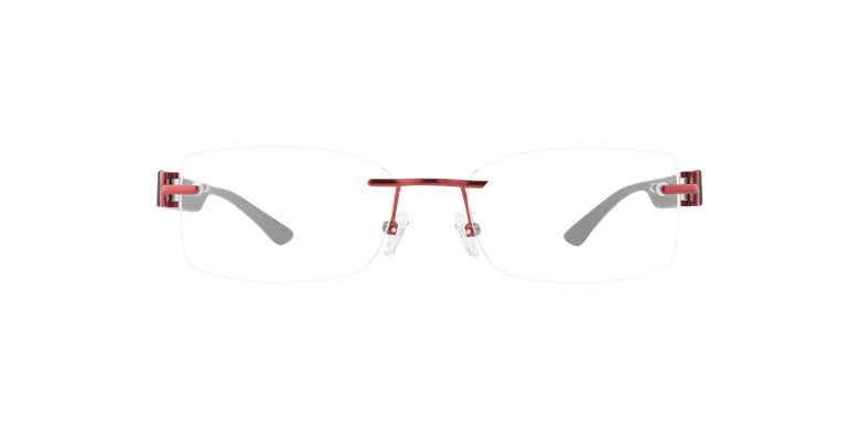 Lunettes de vue femme MIX TONIC 09 rouge