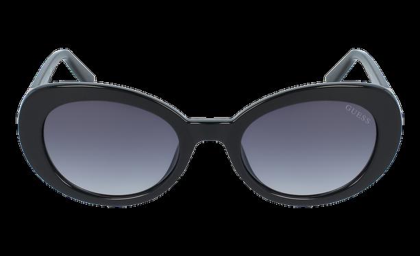 Lunettes de soleil femme GU7632 noir - danio.store.product.image_view_face