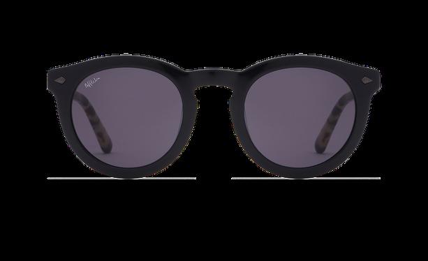 Lunettes de soleil femme ANNE noir/écaille - danio.store.product.image_view_face