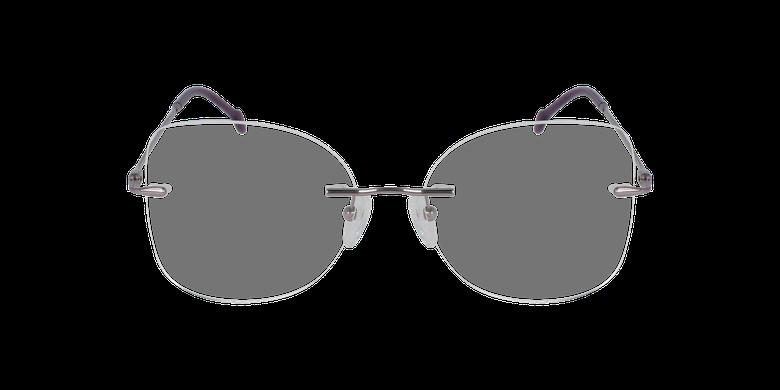 Lunettes de vue femme IDEALE-12 violet