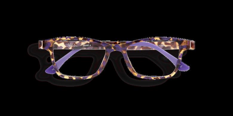 Lunettes de vue femme SMART TONIC 04 écaille/écaille violet