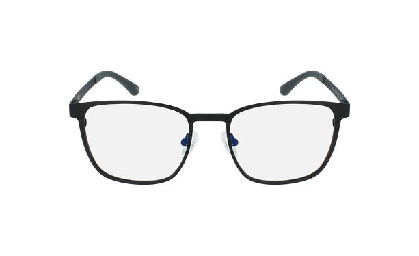 Lunettes de vue homme MAGIC 42 BLUEBLOCK noir - Vue de face