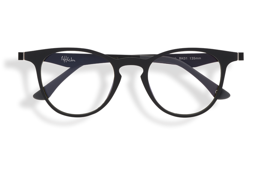 Lunettes de vue MAGIC 27 BLUEBLOCK noir - danio.store.product.image_view_face