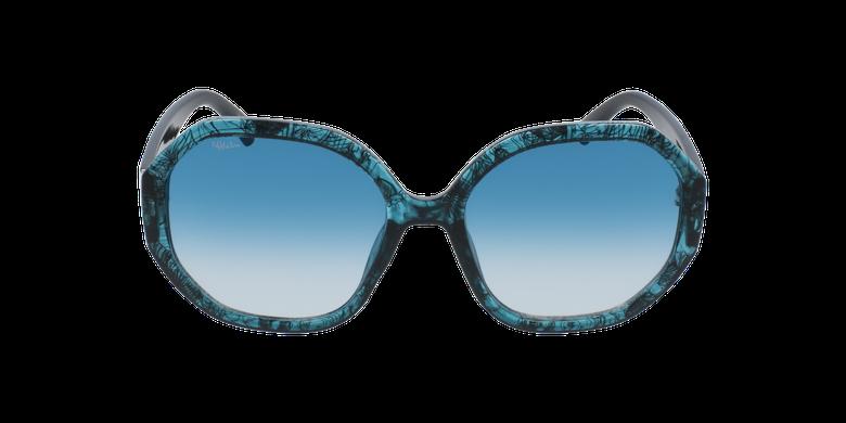 Lunettes de soleil femme AURORA turquoise