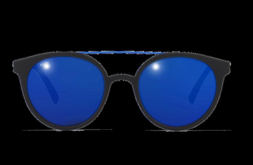 Lunettes de soleil homme LAGOS noir/bleu - danio.store.product.image_view_face