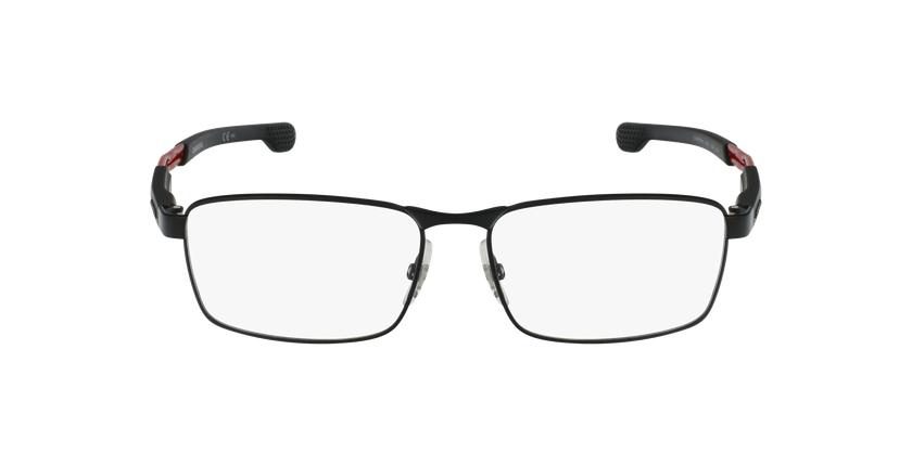 Lunettes de vue homme 4409 noir - Vue de face