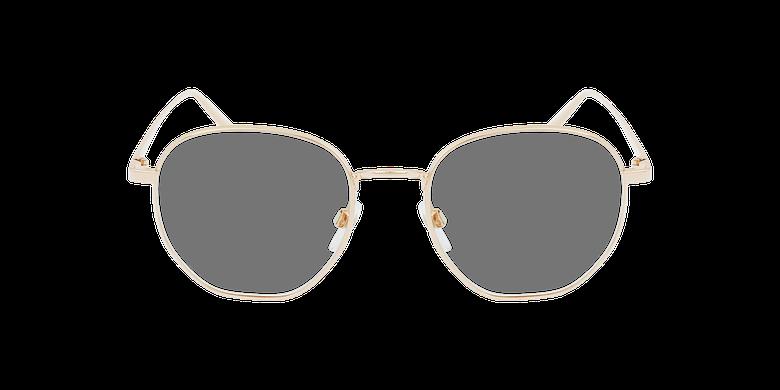 Lunettes de vue femme MARC 434 doré