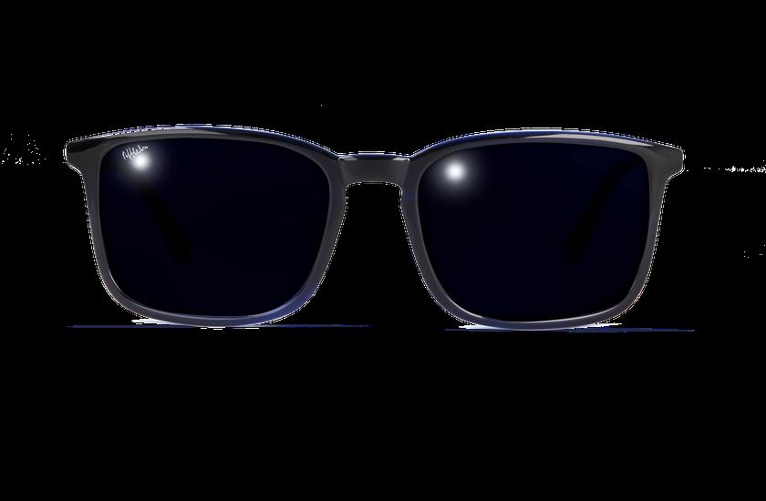 Lunettes de soleil homme SILVIO noir/bleu - danio.store.product.image_view_face