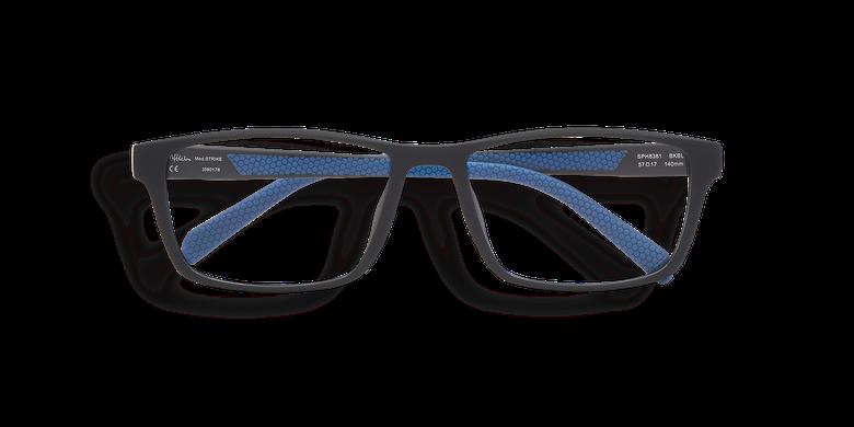 Lunettes de vue homme STRIKE noir/bleu